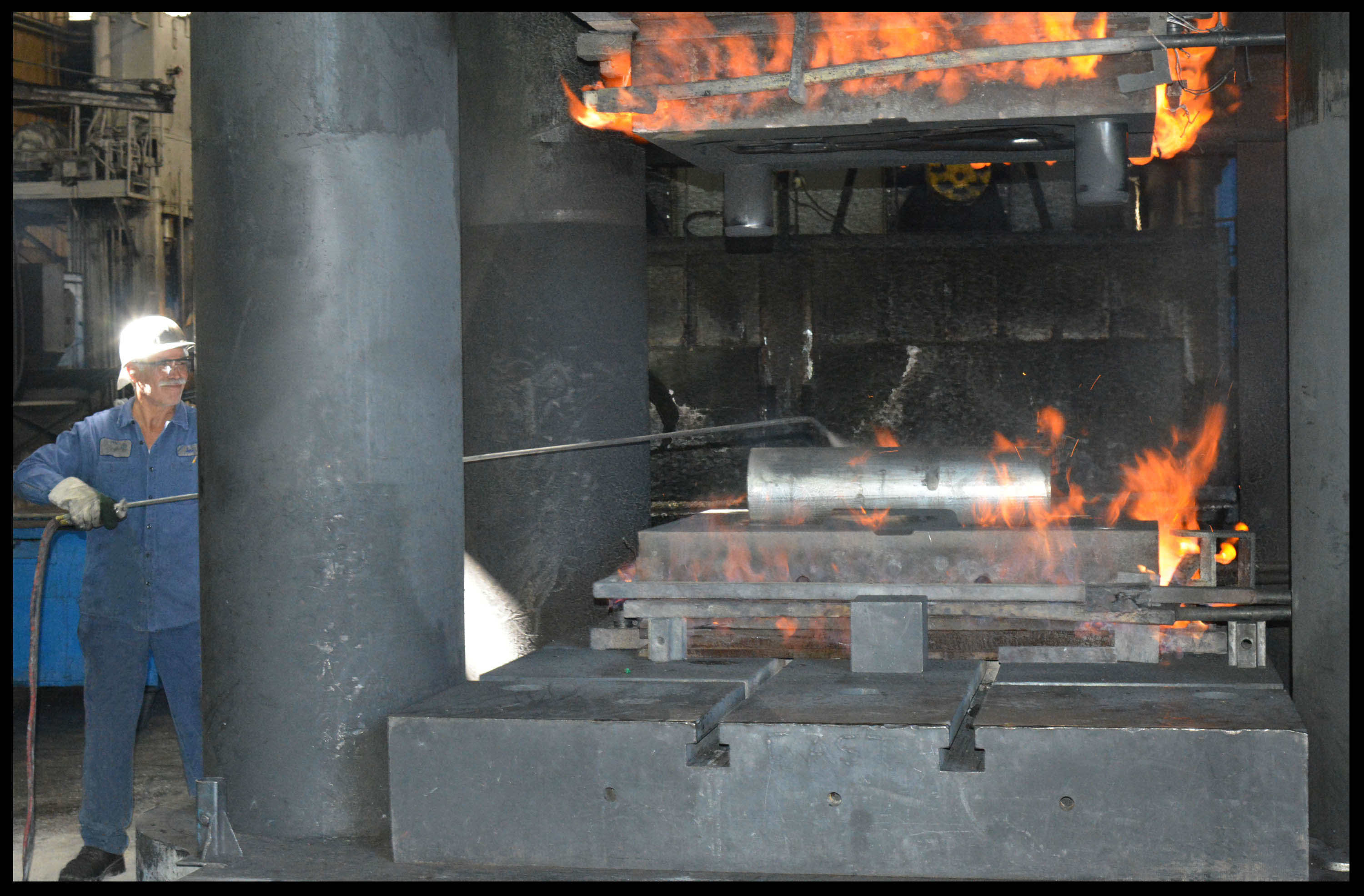 closed die forgings   aluminum forging aluminum