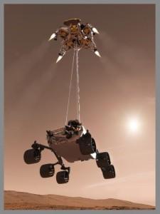 APP NASA Sky Crane
