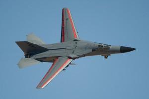 F-111 Aircraft