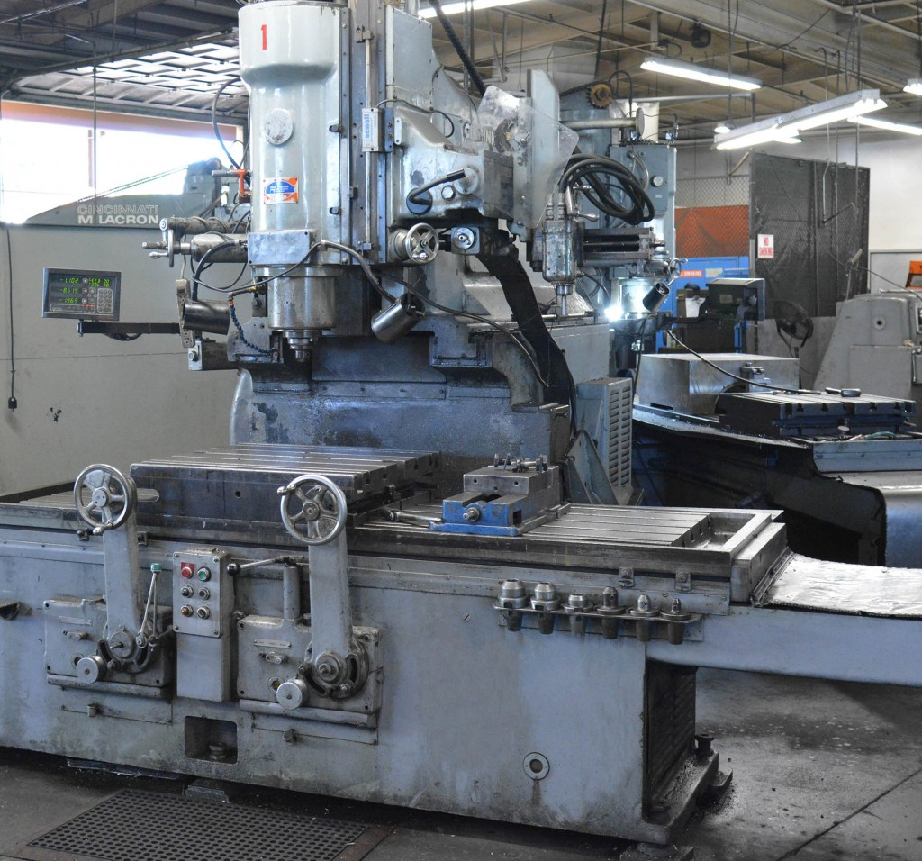 APP Die Machining Shop